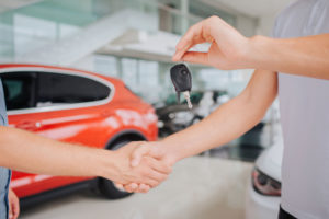 Getting the keys | The Payoff of Non-Commissioned Auto Sales